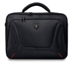 "Port Designs 160512 notebook case 39.6 cm (15.6"") Briefcase Black"