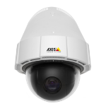 Axis P5415-E IP security camera Outdoor Dome White