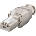 Microconnect KON523TL wire connector RJ45 White