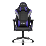 AKRACING Core Series LX Gaming Chair, Black & Indigo, 5/10 Year Warranty