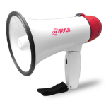 Pyle PMP20 Indoor/outdoor 20W Red,White megaphone