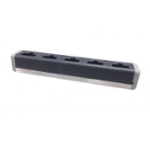 Unitech 5100-900011G Universal Active holder Black,Grey holder