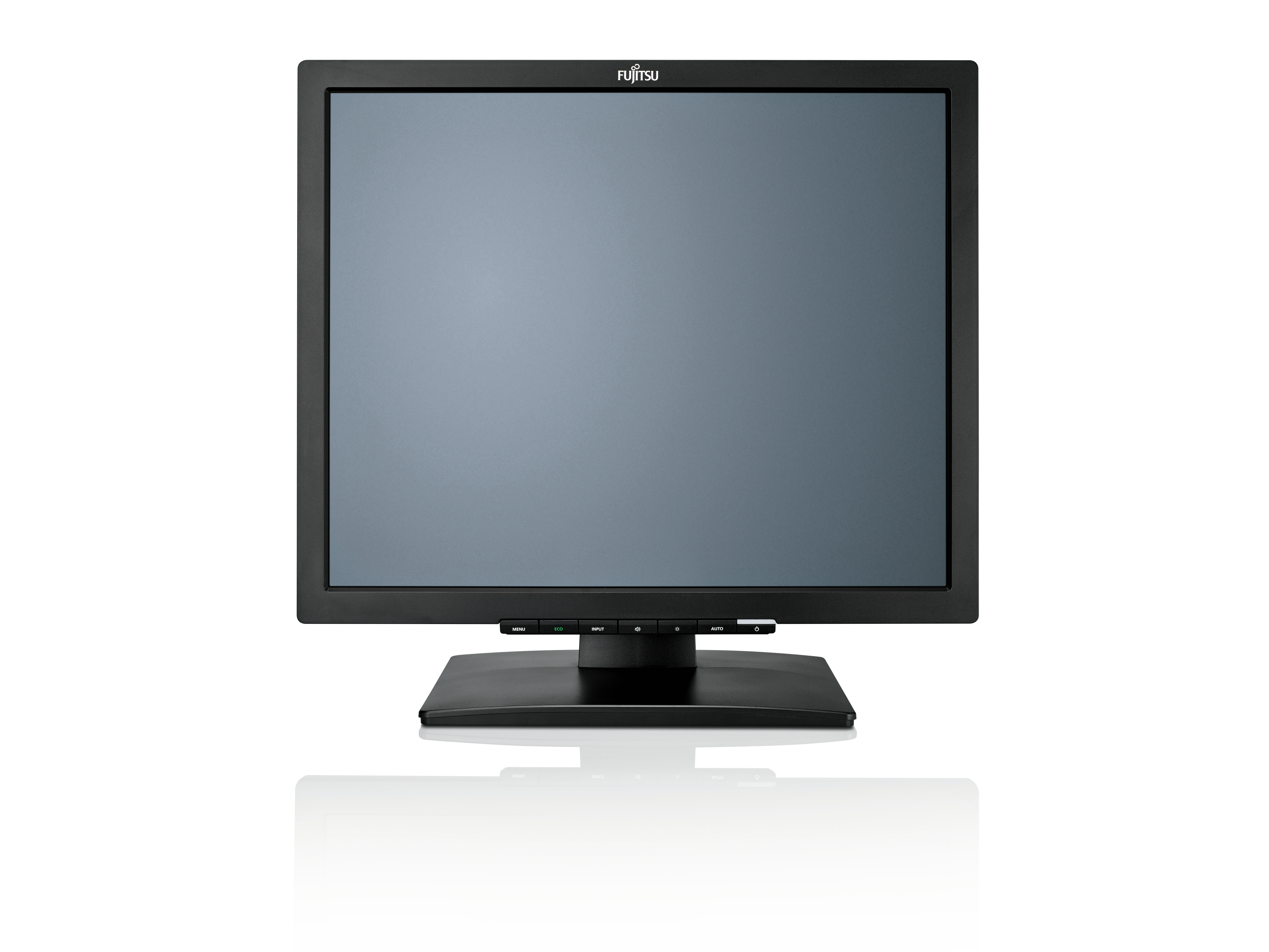 "Fujitsu Displays E19-7 19"" HD ready Black"