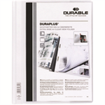 Durable DURAPLUS® White report cover