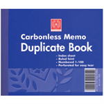 Silvine Carbonless Duplicate Receipt Book 102x127mm (12 Pack) 720-T
