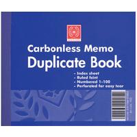 Silvine RECEIPT BOOK 4.125X5 DUP 720-T