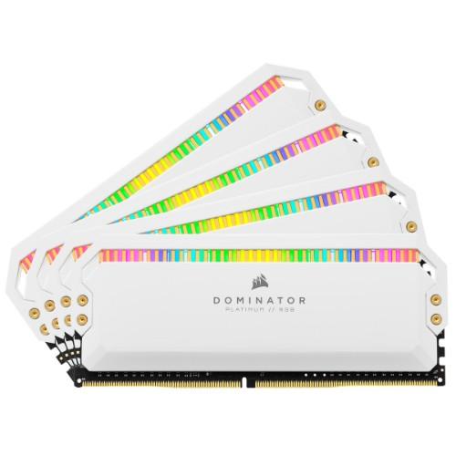 Corsair Dominator CMT32GX4M4Z3200C16W memory module 32 GB 4 x 8 GB DDR4 3200 MHz