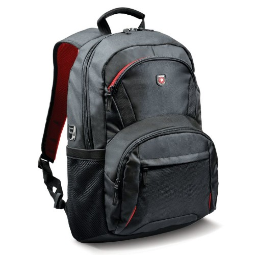 Port Designs Houston backpack Nylon,Polyester Black