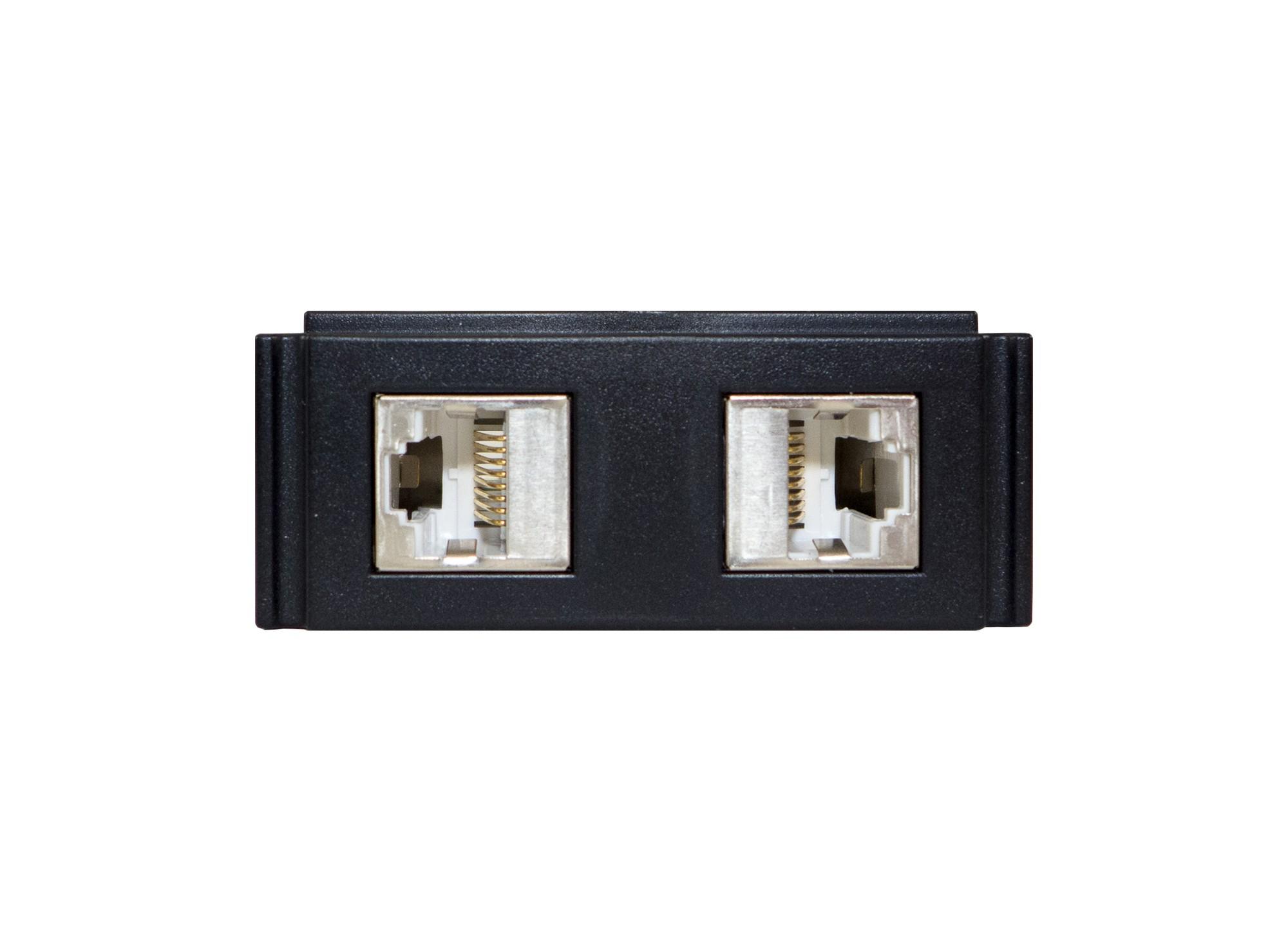 AMX HPX-N102-SRJ45 Fast Ethernet network switch module