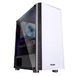 Zalman R2 WHITE computer case Midi Tower