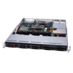 Supermicro SuperServer 1029P-MTR Intel® C621 LGA 3647 Rack (1U) Black