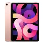 "Apple iPad Air 27.7 cm (10.9"") 256 GB Wi-Fi 6 (802.11ax) 4G LTE Rose Gold iOS 14"