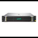 Hewlett Packard Enterprise StoreEasy 1860 4208 Ethernet LAN Rack (2U) Black, Metallic NAS