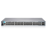 Hewlett Packard Enterprise 2920-48G Managed L3 Gigabit Ethernet (10/100/1000) Rack (1U) Grey