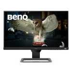 "Benq EW2480 60.5 cm (23.8"") 1920 x 1080 pixels IPS Black, Grey"
