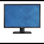 """DELL UltraSharp U2412M 24"""" Full HD IPS Matt Black Flat computer monitor LED display"""