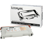 Lexmark 20K1403 Toner black, 10K pages @ 5% coverage
