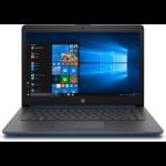 "HP 14-cm0038na Black Notebook 35.6 cm (14"") 1366 x 768 pixels 7th Generation AMD A4-Series APUs 4 GB DDR4-SDRAM 32 GB eMMC Windows 10 Home"
