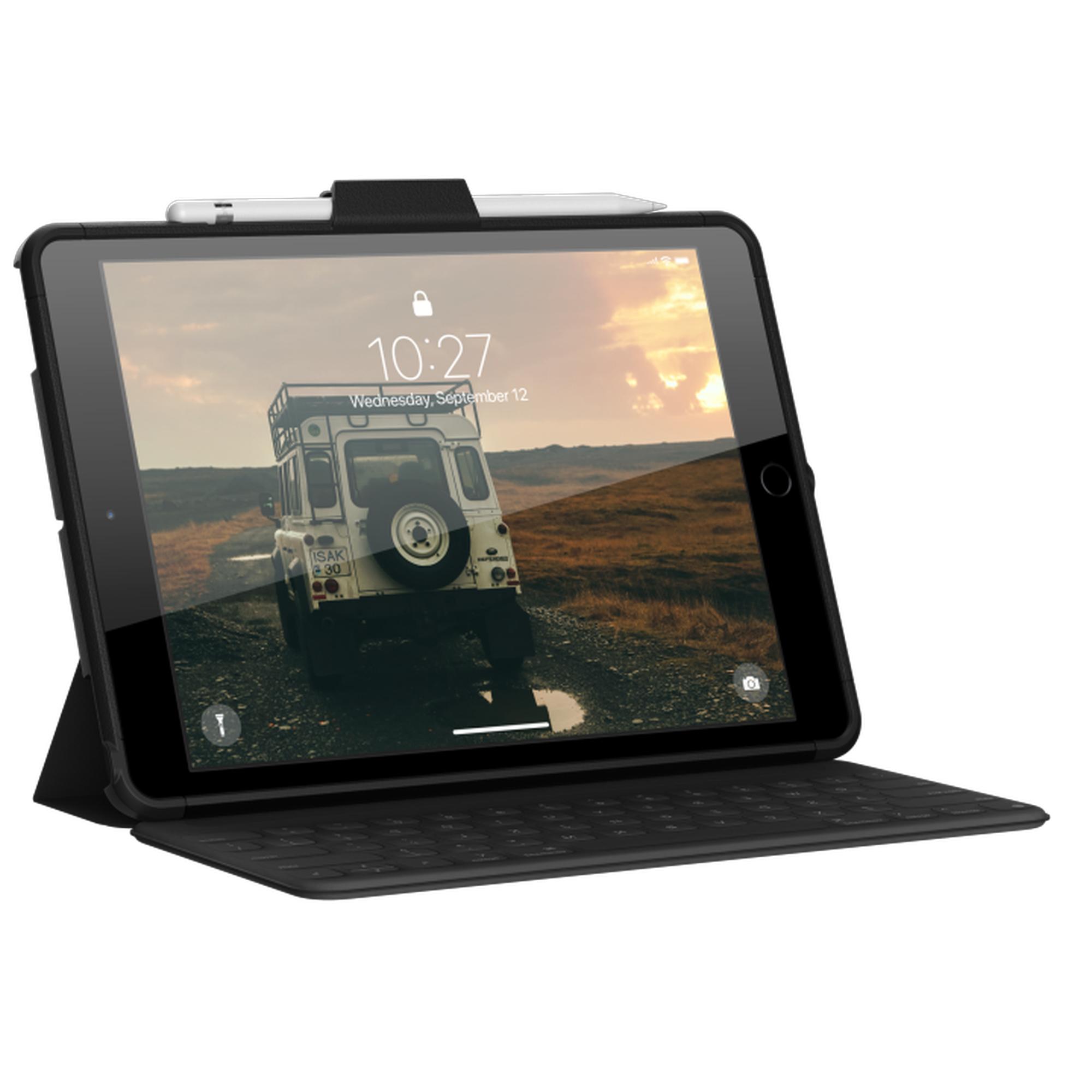 "Urban Armor Gear 12191HB14040 funda para tablet 25,9 cm (10.2"") Folio Negro"