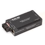 Black Box LIC025A-R2 network media converter 100 Mbit/s 1310 nm Single-mode