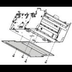 Zebra P1027728 Etiketprinter reserveonderdeel voor printer/scanner