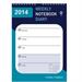 Collins 2013 Colplan Weekly Notebook Calendar Paper personal organizer
