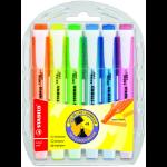 STABILO Swing Cool marker 6 pc(s) Multi