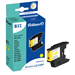 Pelikan 4109149 (B32) compatible Ink cartridge yellow, 10ml (replaces Brother LC1240Y)