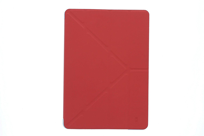 MW 300009 Coque pour iPad Air 2 Rouge Flip case Red