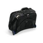 "Kensington Contour Roller 17"" Trolley case Black"