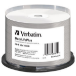 Verbatim DataLifePlus CD-R 700MB 50pc(s) 43781