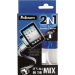 Fellowes 2in1 Screen Cleaner/Microfibre Cloth