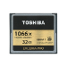 Toshiba EXCERIA PRO C501 32GB 32GB CompactFlash memory card