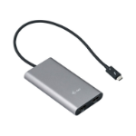 i-tec Thunderbolt 3 Dual HDMI Video Adapter