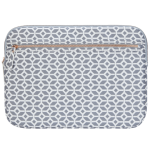 "Targus Arts Edition notebook case 15.6"" Sleeve case Grey,White"