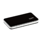 D-Link DWR-730 USB Wi-Fi Black,White cellular wireless network equipment