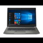 "Toshiba Portégé Z30-E-14G Zilver Notebook 33,8 cm (13.3"") 1920 x 1080 Pixels Intel® 8ste generatie Core™ i5 8 GB DDR4-SDRAM 256 GB SSD Windows 10 Pro"