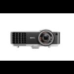 Benq MW824ST data projector 3200 ANSI lumens DLP WXGA (1280x800) 3D Desktop projector Black, Silver