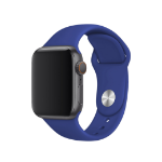 BeHello BEHPRMSWS005 smartwatch accessory Band Blue Silicone