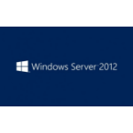 Microsoft Windows Server 2012, WIN, DCAL, 1pk, 1u, DSP, OEI, ENG
