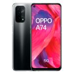 "OPPO A74 5G 16.5 cm (6.5"") Dual SIM ColorOS 11.1 USB Type-C 6 GB 128 GB 5000 mAh Black CPH2197BLK"