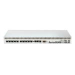 Mikrotik RB1100AHx2 Ethernet LAN Aluminium wired router