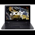 """Acer ENDURO EN314-51W-56UQ Notebook 35.6 cm (14"""") 1920 x 1080 pixels 10th gen Intel® Core™ i5 8 GB DDR4-SDRAM 256 GB SSD Wi-Fi 6 (802.11ax) Windows 10 Pro Black"""
