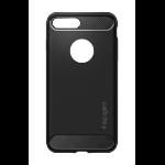 """Spigen 043CS20485 mobiele telefoon behuizingen 14 cm (5.5"""") Hoes Zwart"""