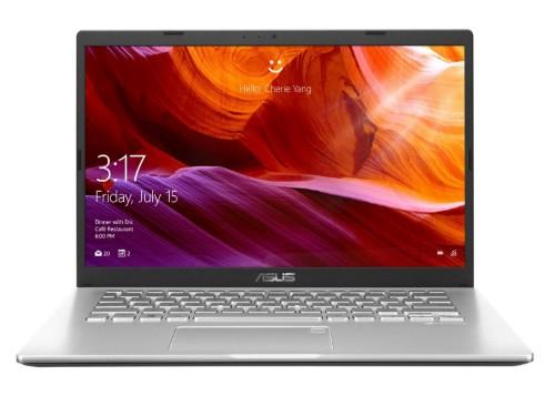 """ASUS X409JA-EK024T Notebook Silver 35.6 cm (14"""") 1920 x 1080 pixels 10th gen Intel® Core™ i5 8 GB DDR4-SDRAM 256 GB SSD Wi-Fi 5 (802.11ac) Windows 10 Home"""