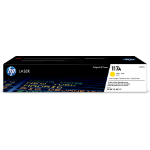 HP W2072A (117A) Toner yellow, 700 pages
