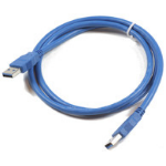 Microconnect USB3.0 A-A 3m M-M 3m USB A USB A Blue USB cable