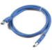 Microconnect USB3.0 A-A 3m M-M 3m USB A USB A Blue