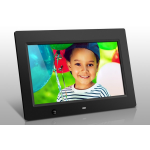 "Aluratek ADMSF310F digital photo frame 10"" Black"