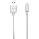 Targus ACC96101EU lightning cable 1 m White